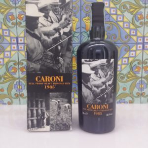 Rum Caroni 1985 Ful Proof  Vol.58,8%  cl.70 Velier