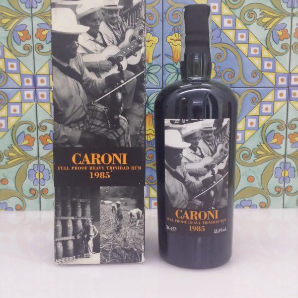 Rum Caroni 1985 Ful Proof  Vol.58,8%  cl.70 Velier