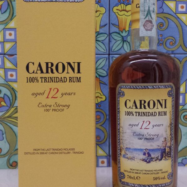 Rum Caroni 12 Y.o. Vol.50%  cl.70 Velier