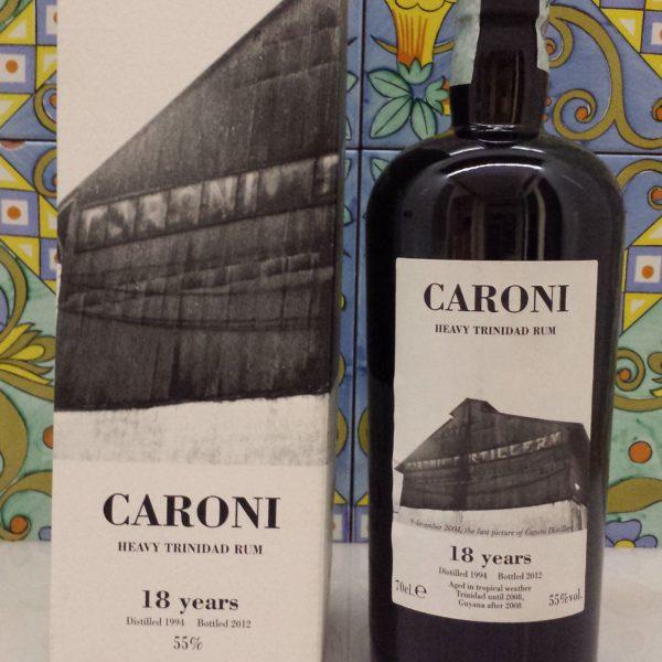 Rum Caroni 1994 18 Y.o. Vol.55% cl.70 Velier