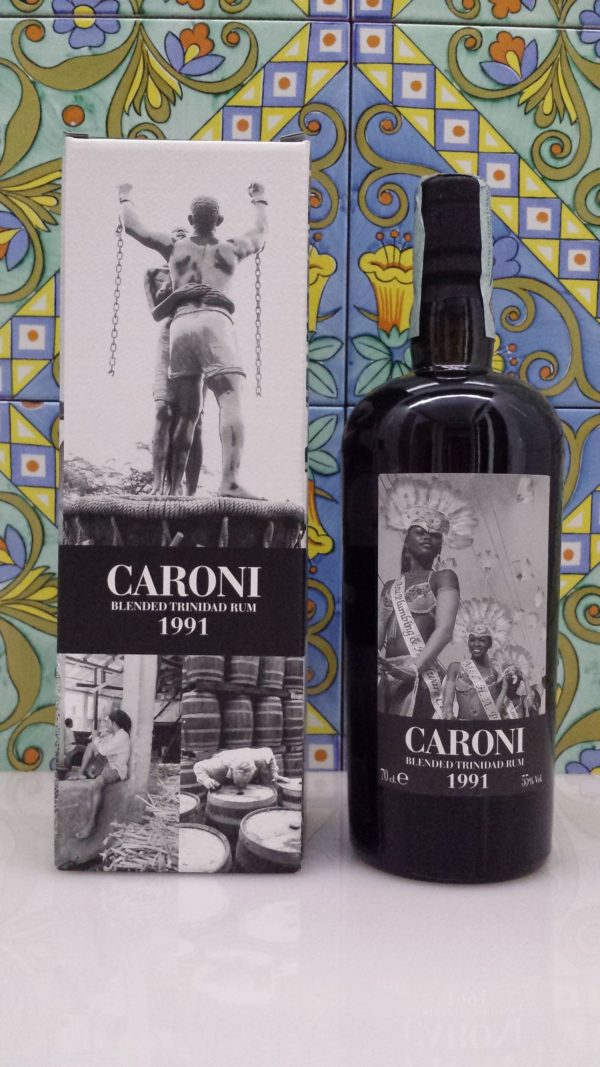 Rum Caroni 1991 Vol.55% cl.70 Velier