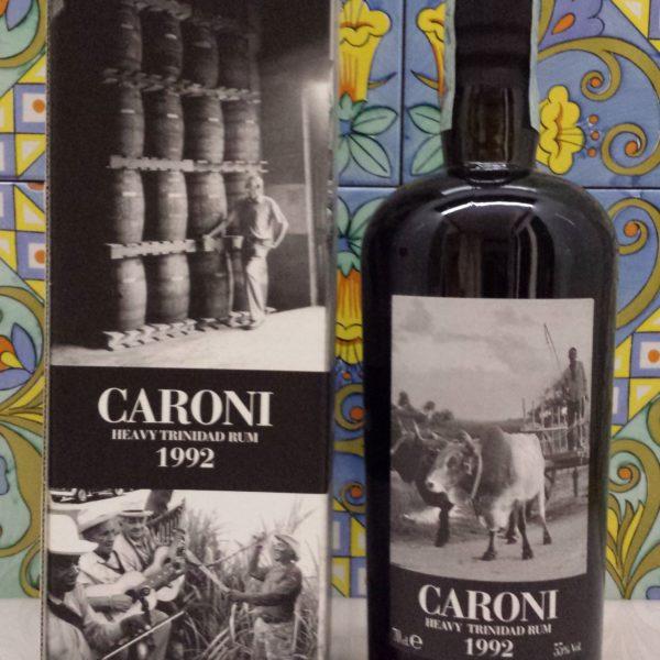 Rum Caroni 1992 18 Y.o. Vol.55%  cl.70 Velier