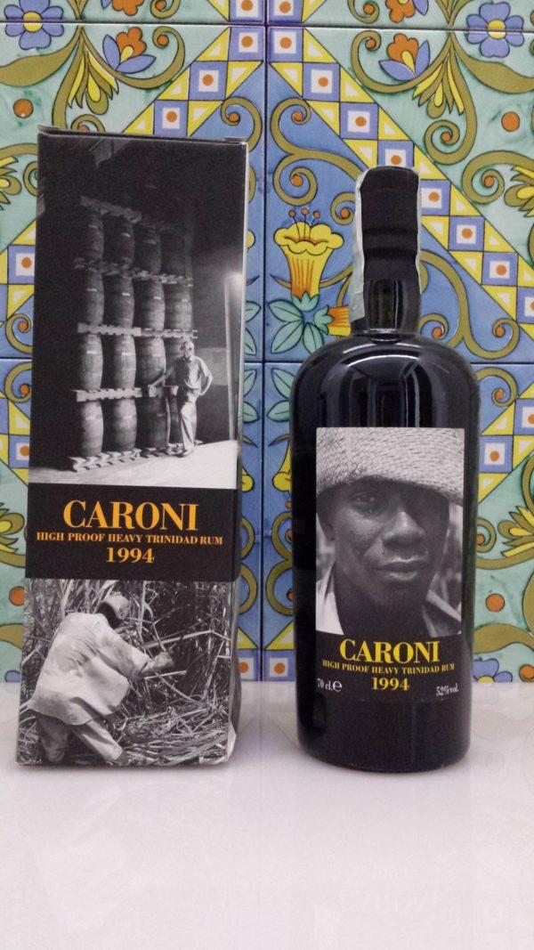 Rum Caroni 1994  Vol.52% cl.70 Velier