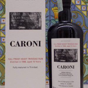 Rum Caroni 1998 16 Y.o. Ful Proof  Vol.64,5% cl.70 Velier