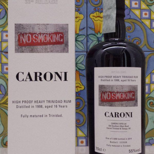 Rum Caroni 1998 16 Y.o. Vol.55% cl.70 Velier