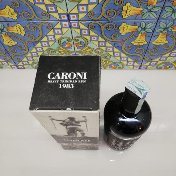 Rum Caroni 1983 vol. 52%  Velier cl.70