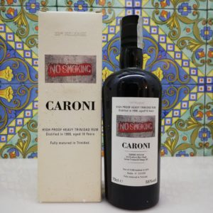 Rum Caroni 1998 16 Y.o. No Smoking 33rd Release Vol.55% cl.70 Velier