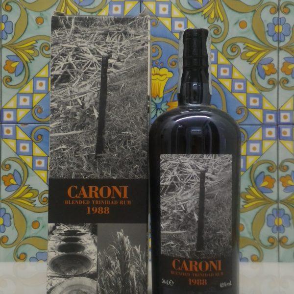Rum Caroni 1988 15 Y.o. vol. 43%  cl. 70 Velier