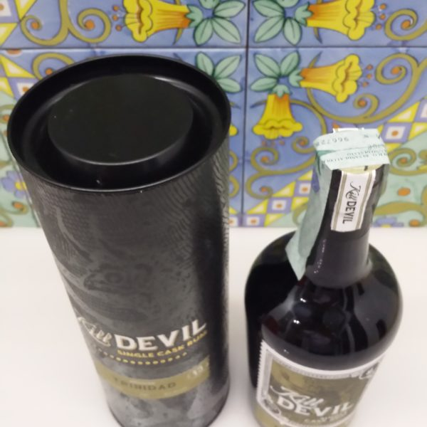 Rum Kill Devil Trinidad 13 Y.o. Vol.46% cl.70 Single Cask, Distilled 2003