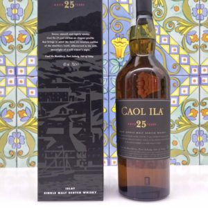 Whisky Caol Ila 25 Y.o. Vol.43% cl 70