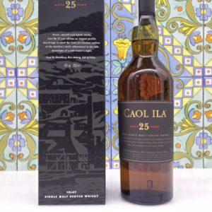 Whisky Caol Ila 25 Y.o. Vol.43% cl 70