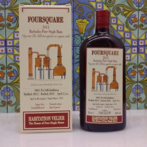 Rum Habitation Foursquare 2013 Vol.64% cl.70 Velier, Bottled 2015