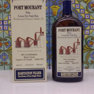 Rum Habitation Port Mourant White Guyana Vol.59% cl.70 Velier, Bottled 2015