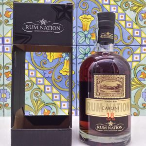 Rum Caroni Nation 1998 18 Y.o. Vol.55%  cl.70