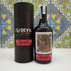 Rum Kill Devil Guyana 12 Y.o. Vol.61,10% cl.70 Single Cask, Distilled 2004