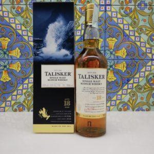 Whisky Talisker 18 Y.o. Vol.45,8% cl.70