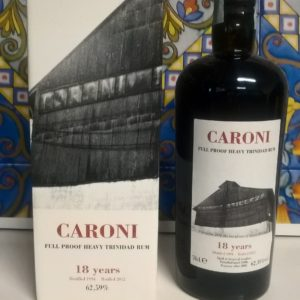 Rum Caroni 1994 18 Y.o Full Proof Vol.62,59% cl.70 Velier