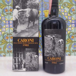 Rum Caroni 1982  23 Y.o. Single Cask  Vol.77,3% cl.70 Velier