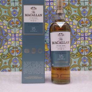 Whisky Macallan 15 Y.o. Fine Oak Vol.43% cl.70
