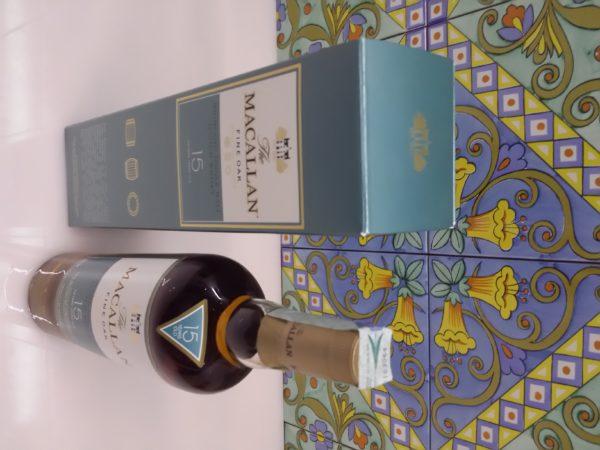 Whisky Macallan 15 Y.o. Fine Oak Vol.43% cl.70