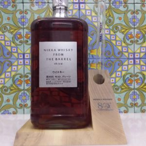 Whisky Nikka From the Barrel   Vol.51,4% cl.3L