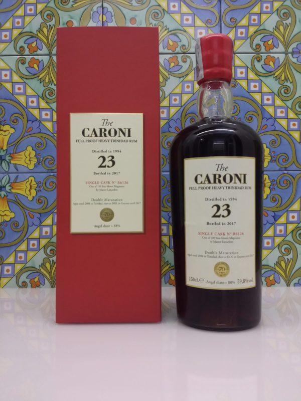 Rum Caroni Magnum 1994 Heavy cl.150 vol. 59.8%