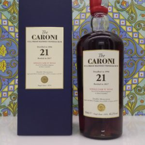 Rum Caroni Magnum 1996 Blended cl.150 vol. 65.1%