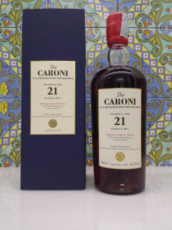 Rum Caroni Magnum 1996 Blended cl.150 vol. 65.1%