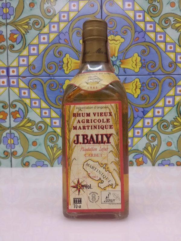 Rum J.Bally 1985 Vol.45% cl.70, Agricole Martinique