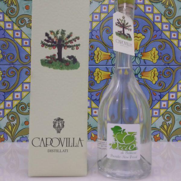 Capovilla Distillato di Mela Decio di Belfiore Vol.45% cl.50 70° Velier