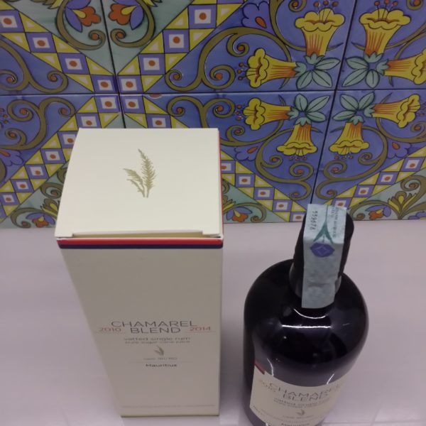 Rum Chamarel Blend 2010 Vol.56,5% cl.70, 70° Velier