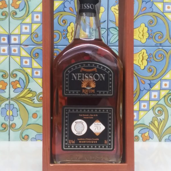 Rum Neisson 2007 Vol.57,8% cl.70, 70° Velier