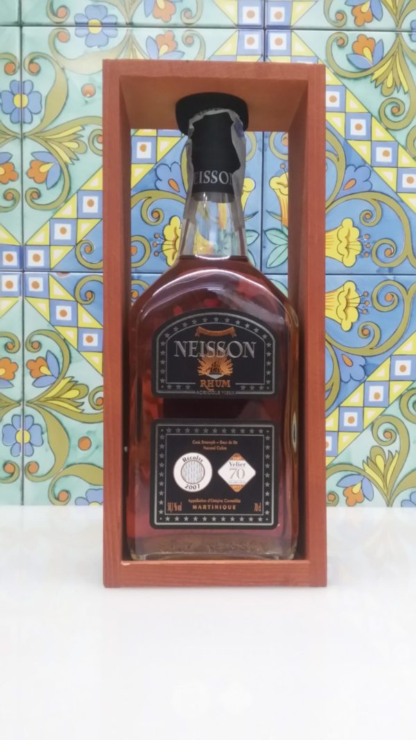 Rum Neisson 2007 Vol.57,8% cl.70, 70° Velier