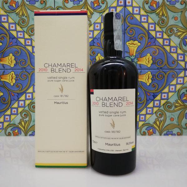 Rum Chamarel Blend 2010 Vol.56,5% cl.70, 70° Velier