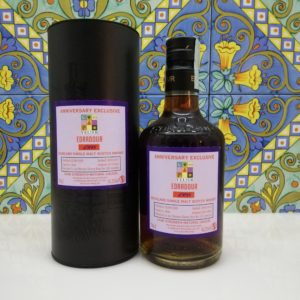 Whisky Edradour 1998 Vol.56,2% cl.70 Bottled 2017, 70° Velier