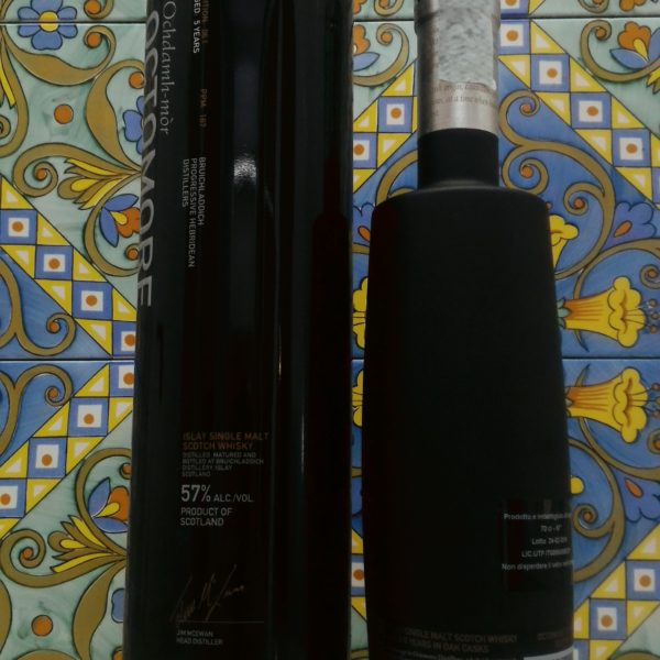 Whisky Octomore Bruichladdich 06.1 Vol.57% cl.70