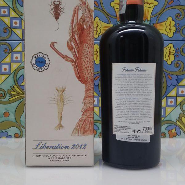 Rhum Rhum Liberation 2012  Vol.45% cl.70