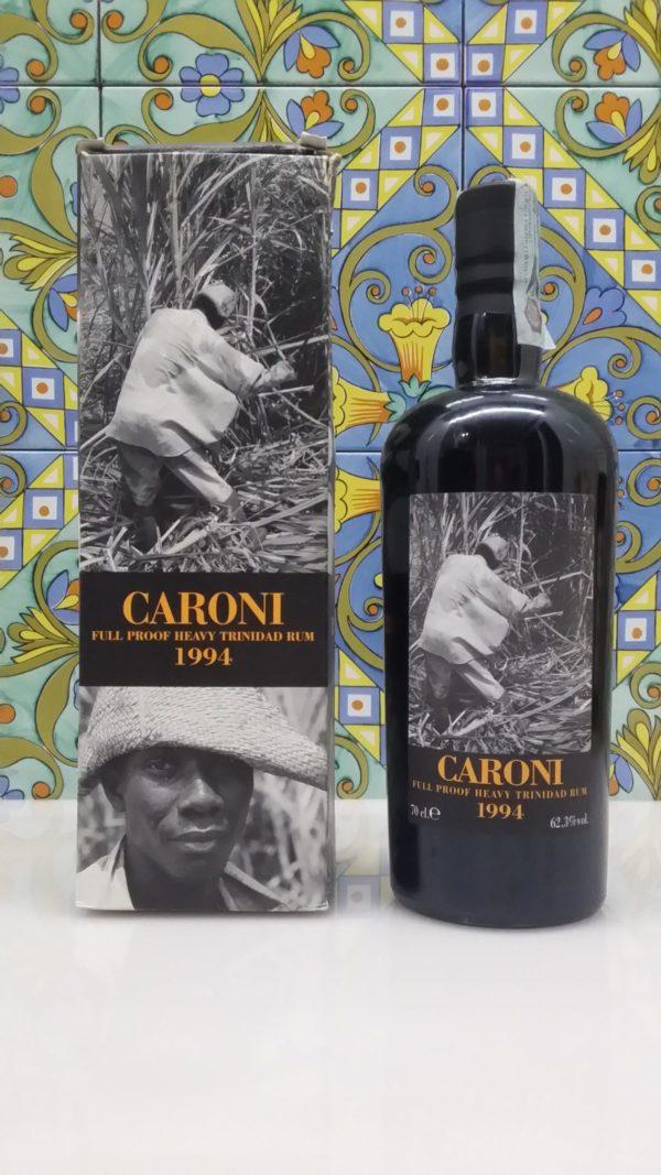 Rum Caroni 1994 Ful Poof Heavy 17 Y.o Vol.62,3%  cl.70 Velier