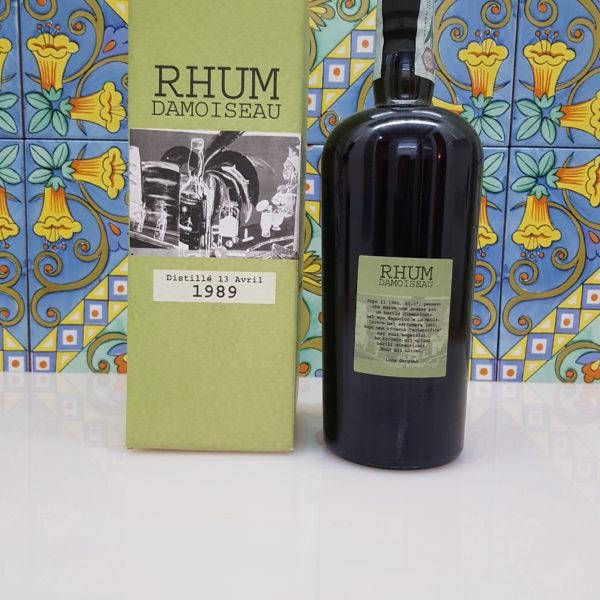 Rum Damoiseau 1989 Full Proof vol. 58% Velier cl.70
