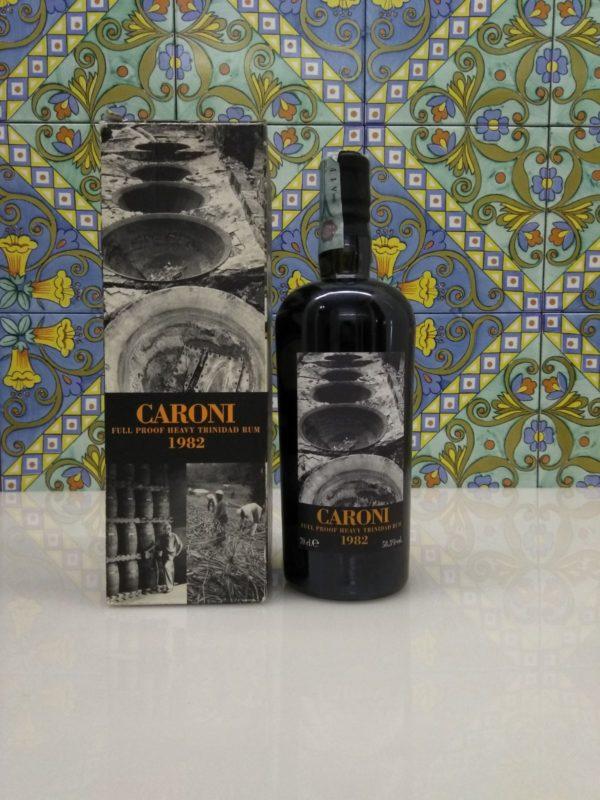 Rum Caroni 1982 24 Y.o Vol.58,3% Velier cl.70
