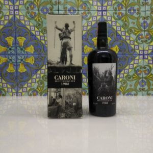 Rum Caroni 1982 23 Y.o Vol.62% only 1360 bot. Velier cl.70
