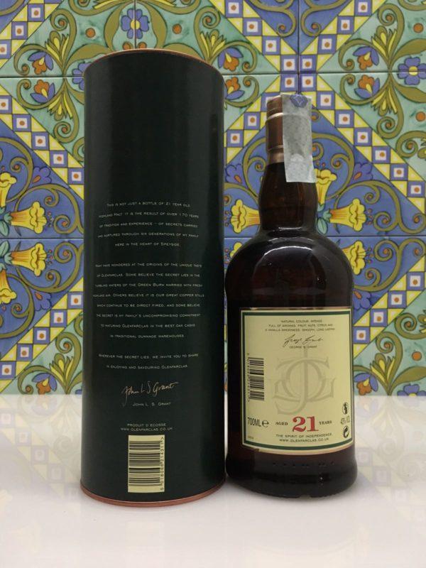 Whisky Glenfarclas 21 Y.o Vol.43% cl.70 Single Malt Scotch Whisky