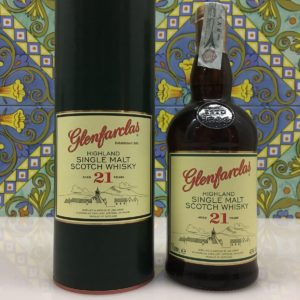 Whisky Glenfarclas 21 Y.o Vol.43% cl.70 Single Malt Scotch Whisky