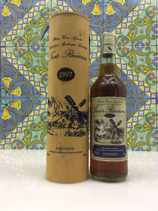 Rum Rhum Trois Rivières 1997- vol. 42% cl 70