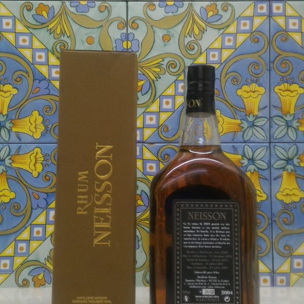 Rum Rhum Neisson 2004 – Vol.45,4% cl. 70 – Single Cask Fut unique by Velier