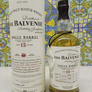 Whisky The Balvenie Single Cask (bot. n.120) 15 Y.o. Vol.47,8% Cl.70
