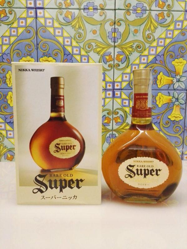 Whisky Super Nikka Rare Old Vol. 43% Cl.70