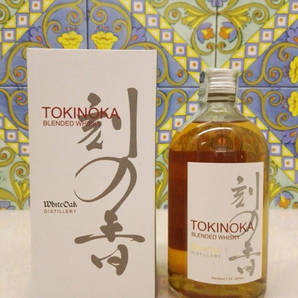 Whisky Tokinoka Blended White Oak Vol.40% Cl.50