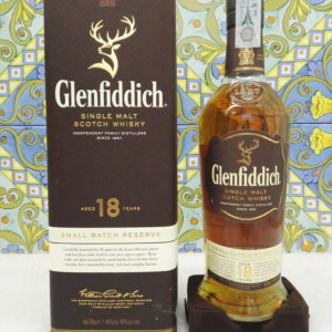 Whisky Glenfiddich 18 y.o. single malt Vol. 40% Cl.70