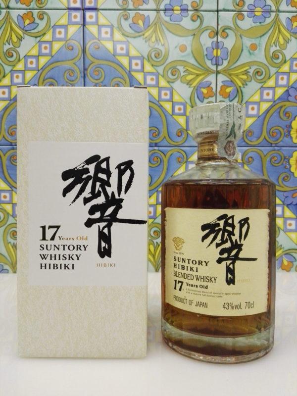Whisky Suntory Hibiky Blended 17 Y.o. Vol.43% Cl.70